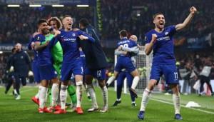 Челси сыграет с Арсенал в Финале Лиги Европы