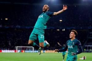 Тоттенхэм сыграет с Ливерпуль в финале Лиги чемпионов