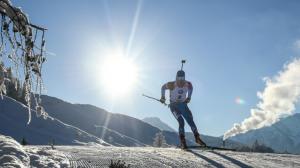 Биатлонистки сборной России начали сборы в австрийских Альпах