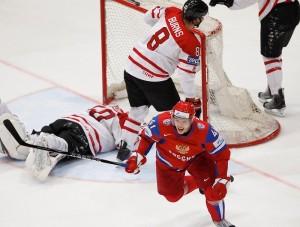 Хоккей Россия Канада