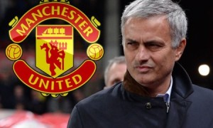 Жозе Моуриньо тренет Манчестер Юнайтед