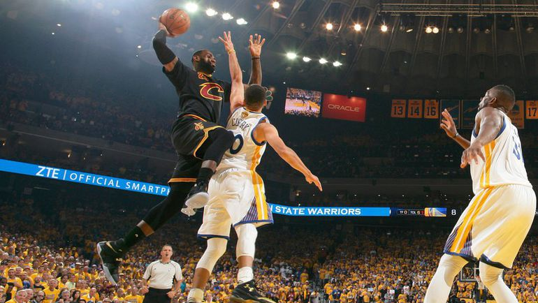 Кливленд - чемпион НБА 2015/2016