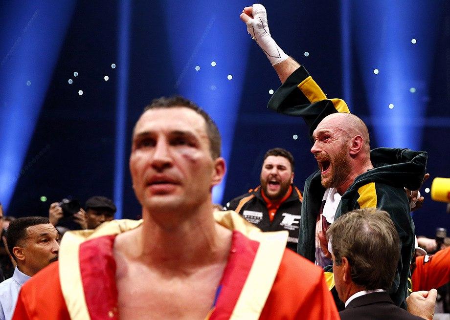 Бой-реванш Фьюри и Кличко отложен до октября
