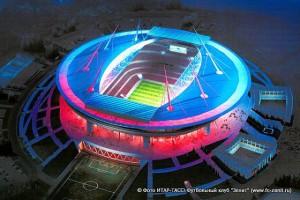 Новый стадион ФК Зенит