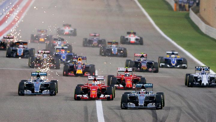 Билеты на Формулу-1