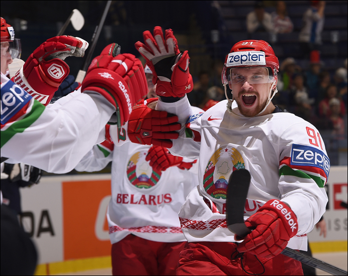 2015 IIHF Ice Hockey World Championship