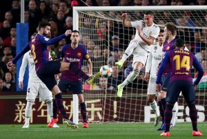 Барселона - Реал, 6 февраля