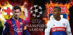 Картинки по запросу фото ФК Барселона - Лион